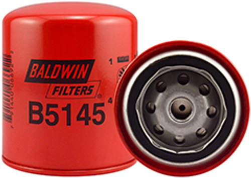 B5145 Baldwin Coolant Spin-on without Chemicals Replaces:Volvo 20458771; Fleetguard WF2129