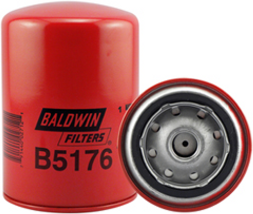 B5176 Baldwin Coolant Spin-on without Chemicals Replaces:Fleetguard WF2078