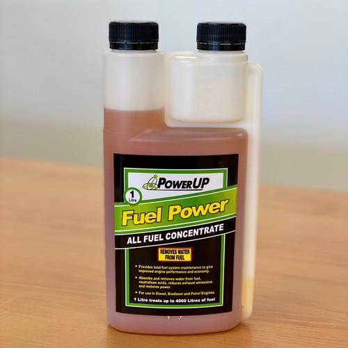 Fuel Power 1L; PowerUp: Fuel Additive