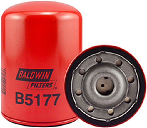 B5177 Baldwin Coolant Spin-on without Chemicals Replaces: Fleetguard WF2079