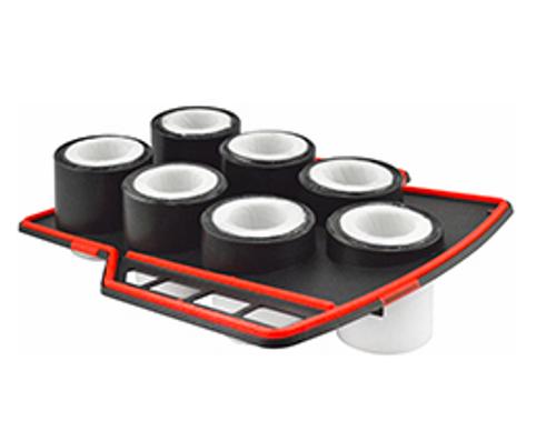 CV15000 Baldwin Crankcase Breather Replaces Cummins 3683918, 3685528, 4312011, 4312013; Fleetguard CV50633, CV50634, CV50617, CV50601, CV50607