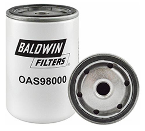 OAS98000 Baldwin Oil/Air Separator Spin-on Replaces Cummins 4931691; DAF 1686587