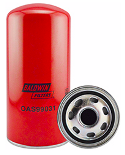 OAS99031 Baldwin Oil/Air Separator Spin-on Replaces Ingersoll-Rand 93613107; Fleetguard AS2454; Woodgate WGOS13145