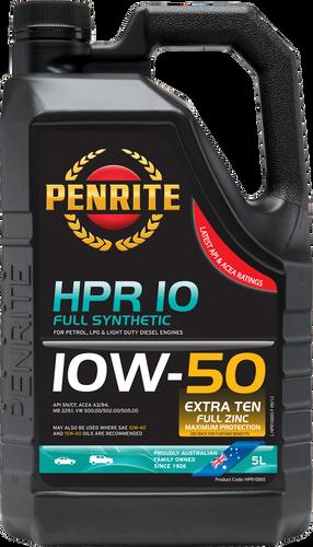 Penrite HPR 10 10W-50 5 Litres