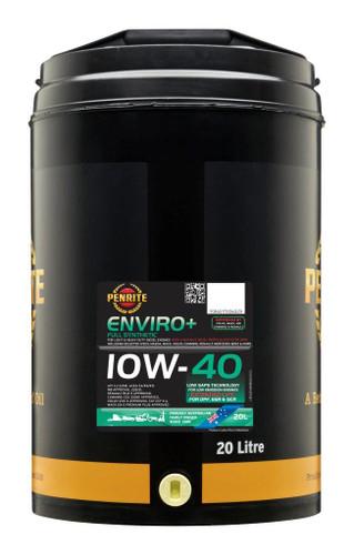 Penrite Enviro+ 10W-40 20 Litres