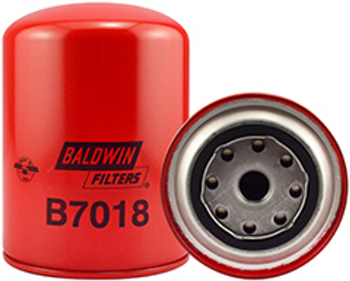 B7018 Baldwin By-Pass Lube Spin-Replaces Nissan 15201-Z9008