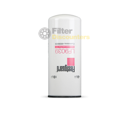 Fleetguard Filter LF9039 with Filter Discounters Logo