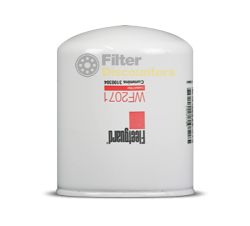 Fleetguard Filter WF2071 with Filter Discounters Logo