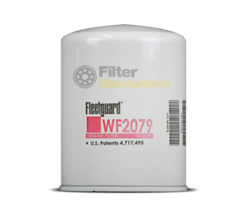 Fleetguard Filter WF2079 with Filter Discounters Logo
