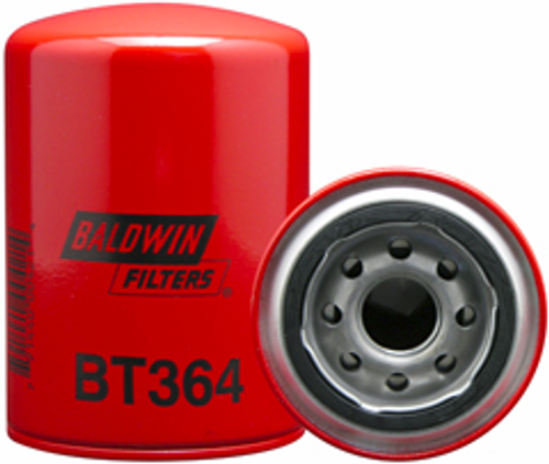 BT364 Baldwin Full-Flow Lube or Hydraulic Spin-on Replaces Caterpillar 9N5680