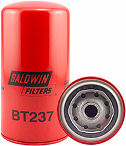 BT237 Baldwin Full-Flow Lube Spin-on Replaces Perkins 2654407