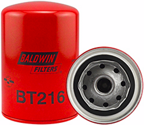 BT216 Baldwin Full-Flow Lube Spin-on Replaces Perkins 2654403