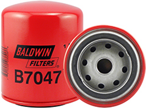 B7047 Baldwin Full-Flow Lube Spin-on Replaces Nissan FL208-05D01