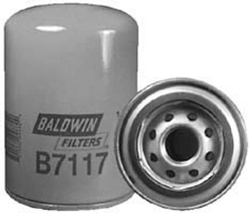 B7117 Baldwin Lube Spin-on Replaces Mann & Hummel W940/34
