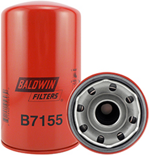 B7155 Baldwin Lube Spin-on Replaces Hino 15607-2050
