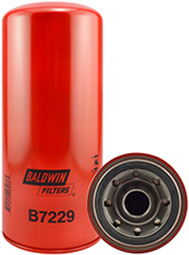 B7229 Baldwin Lube Spin-on Replaces Detroit Diesel 5241840301; Euclid E12980181; Donaldson P550512