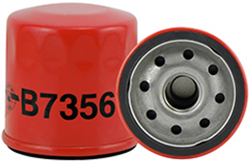 B7356 Baldwin Lube Spin-on Replaces Agco 72201898; Massey Ferguson 3609410-M1, 3710280-M2