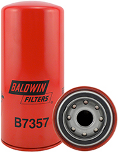 B7357 Baldwin Lube Spin-on Replaces Tata Cummins 252518130139; Fleetguard LF16060