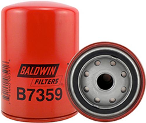B7359 Baldwin Lube Spin-on Replaces Tata Cummins 253418130165; Fleetguard LF16062