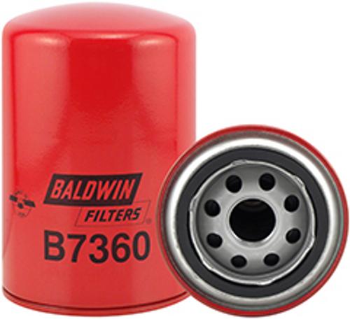 B7360 Baldwin Lube Spin-on Replaces Tata Cummins 253418130169; Fleetguard LF16056