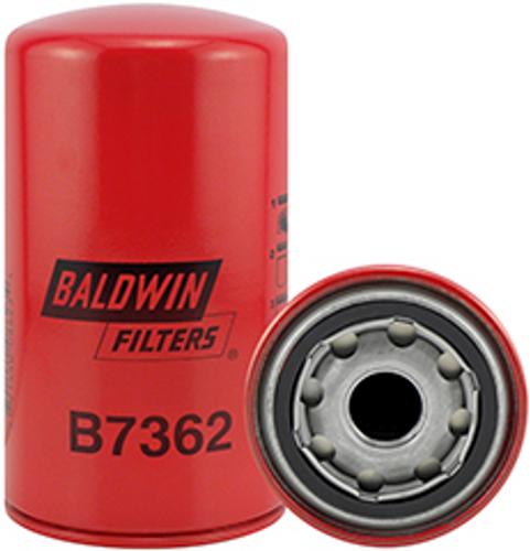 B7362 Baldwin Lube Spin-on Replaces Tata Cummins 252718130132; Fleetguard LF16061