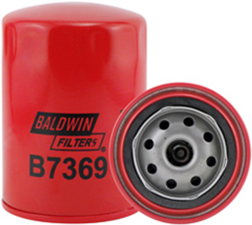 B7369 Baldwin Lube Spin-on Replaces Weichai Power 12272453; CLARCOR Filtration (China) WB202B