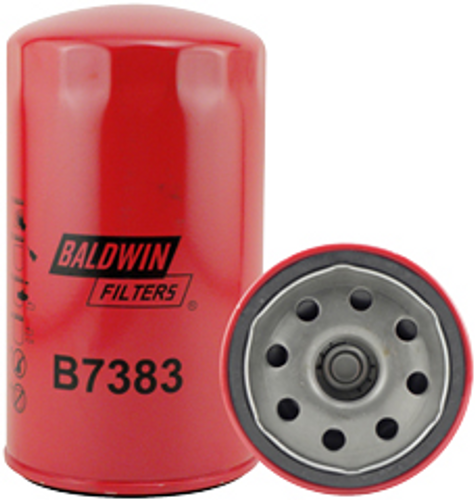 B7383 Baldwin Lube Spin-on Replaces CLARCOR Filtration (China) JX1016; Sinotruk VG1246070031; Weichai Power 612630010239