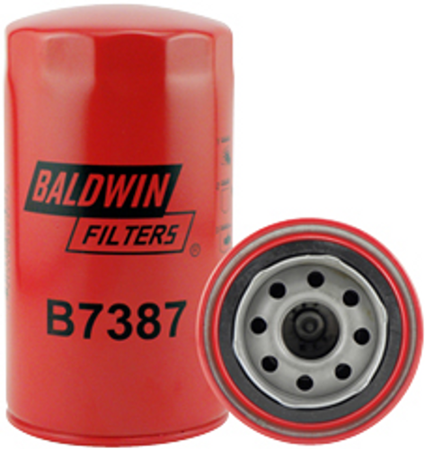 B7387 Baldwin Lube Spin-on Replaces CLARCOR Filtration (China) JX0814, WB7031; DCD JX4102B