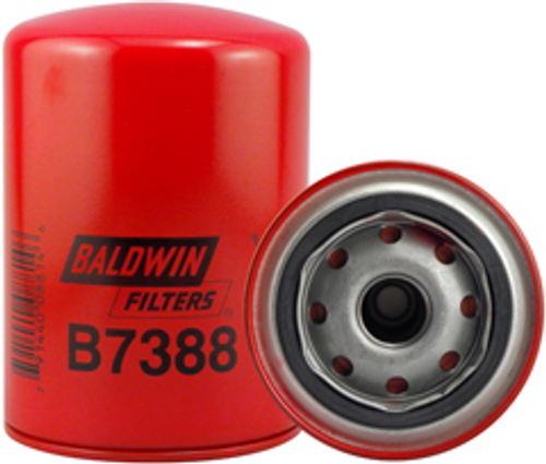 B7388 Baldwin Lube Spin-on Replaces Iveco 2995655; Mitsubishi MK666096, MK667378