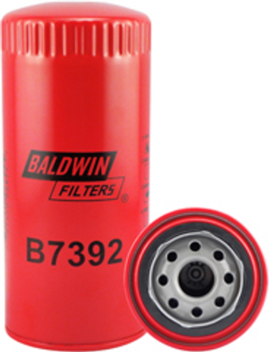 B7392 Baldwin Lube Spin-on Replaces CLARCOR Filtration (China) JX0818B; Foton Lovol 392000001