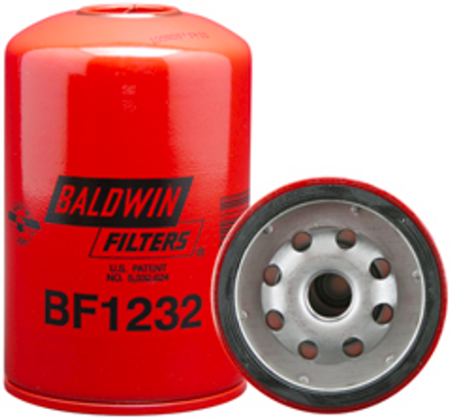 BF1232 Baldwin Fuel/Water Separator Spin-on with Sensor Port Replaces Chrysler 4429107