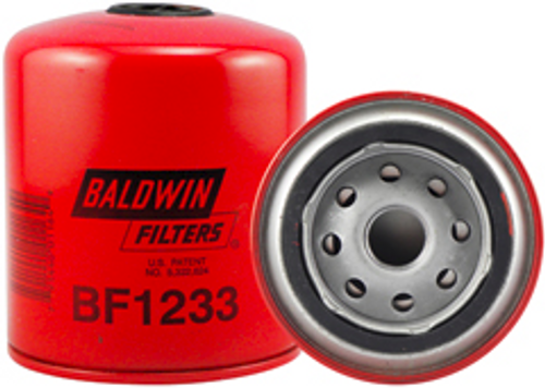 BF1233 Baldwin Fuel/Water Separator Spin-on with Sensor Port Replaces Chrysler 4741689