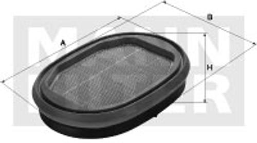 Filter Discounters - CF2135 Mann Filter Secondary Air image