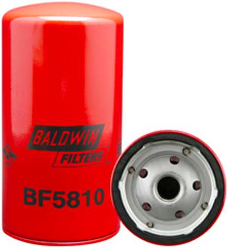 BF5810 Baldwin Secondary Fuel Spin-on Replaces Detroit Diesel 23518482