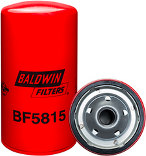 BF5815 Baldwin Secondary Fuel Spin-on Replaces Detroit Diesel 23518530