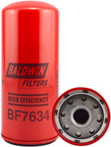 BF7634 Baldwin High Efficiency Fuel Spin-on Replaces Caterpillar 1R0759