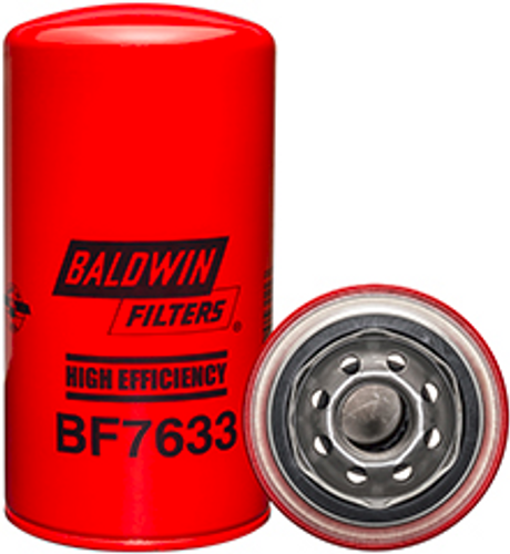 BF7633 Baldwin High Efficiency Fuel Spin-on Replaces Caterpillar 1R0750
