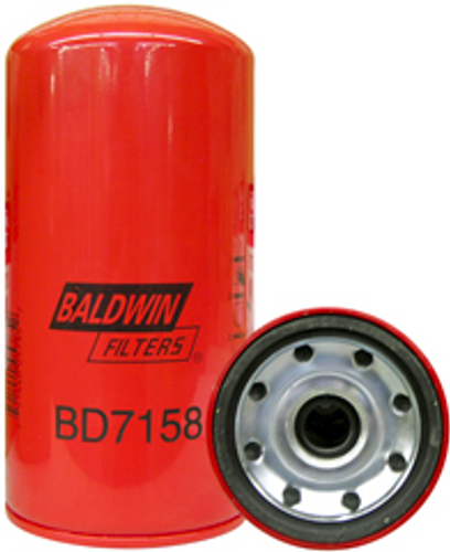 BD7158 Baldwin Dual-Flow Lube Spin-on Replaces Caterpillar 5I7950,5I7950X