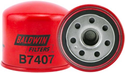 B7407 Baldwin Lube Spin-on Replaces Hitachi 4454526