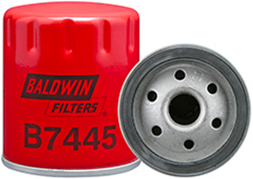 B7445 Baldwin Lube Spin-on Replaces Fiat 71736158,46805832;Mann & Hummel W714/4