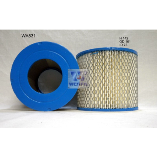 WA831 Wesfil Air Filter; Replaces Ryco A451