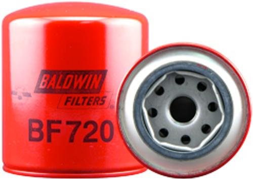BF720 Baldwin Fuel Spin-on Replaces Caterpillar 96-6396; Kobelco 2451U-1722A; Mitsubishi ME035829
