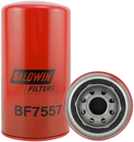 BF7557 Baldwin Extended Life Fuel Spin-on Replaces Cummins 3300901