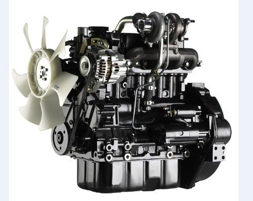 Mitsubishi S4L2 Diesel Engine 65SAG Spec