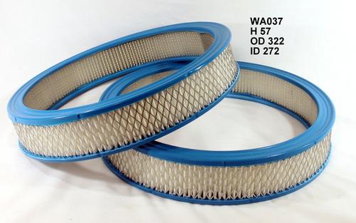 WA037 Wesfil Air Filter; A37 Mitsubishi