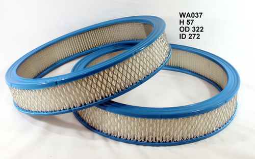 WA037 Wesfil Air Filter; A37 Mitsubishi