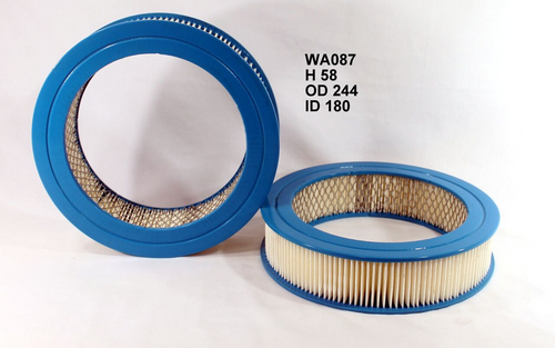 WA087 Wesfil Air Filter; A87 Daihatsu / Toyota