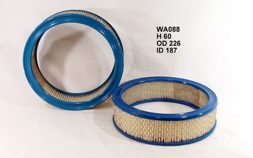 WA088 Wesfil Air Filter; A88 Fiat / Lada