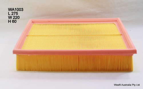 WA1003 Wesfil Air Filter; A1536 VW