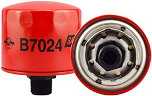 Filter Discounters - B7024 Baldwin Air Breather Spin-On - Replaces Schroeder ABF3/10 (with Adapter) image
